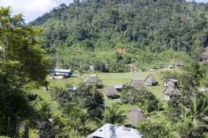 Comunidad Ngöbe de Charco de la Pava (Panamá)