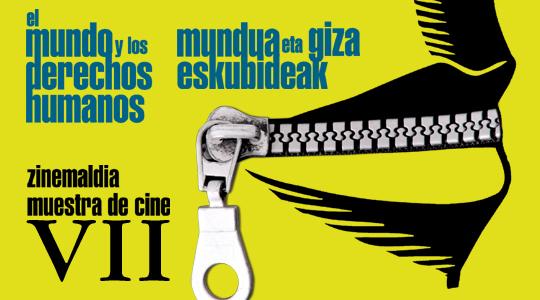 Imagen promocional de la VII Muestra de Cine