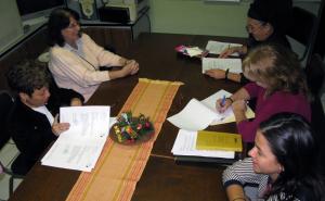 Reunión en Costa Rica para la identificación del proyecto