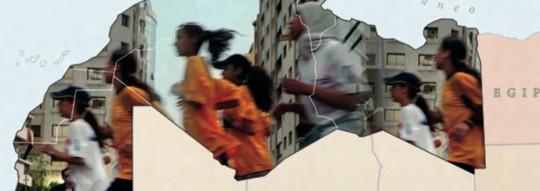 Cartel de la exposición sobre el Magreb
