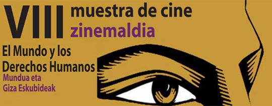 Cartel de la VIII Muestra El Cine, <a href=